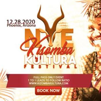 3rd NYE Kizomba Kultura Festival 2020