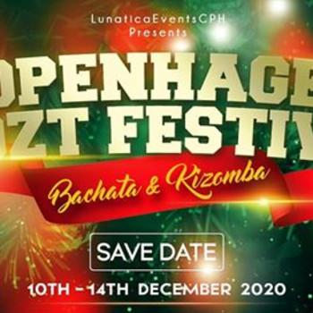 Copenhagen Boozt Festival BACHATA & KIZOMBA