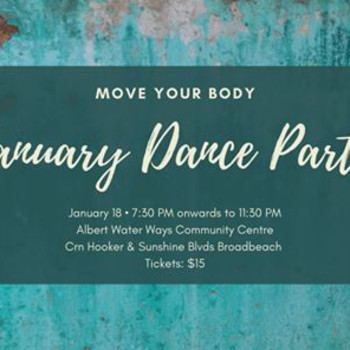 January Dance Party
