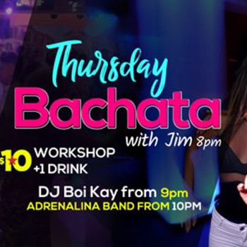 Thursday Bachata Night