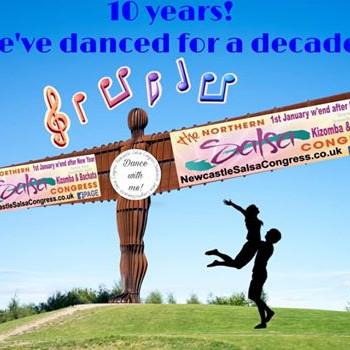 Newcastle Salsa Congress 2021