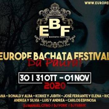 Europe Bachata Festival 2020