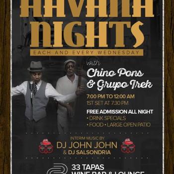 Havana Salsa Night with Live Music & DJ