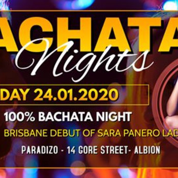 Bachata Nights – 100% Bachata Party – Friday 24th Jan