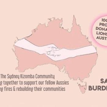 Sydney Kizomba Community Fundraiser