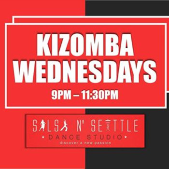 Kizomba Practica with Salsa N Seattle