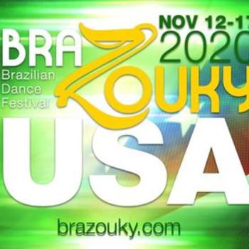 BraZouky USA 2021 – DC's Brazilian Dance Festival