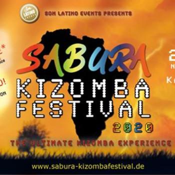 Sabura Kizomba Festival 2020 ✩ The Ultimate Kizomba Experience ✩