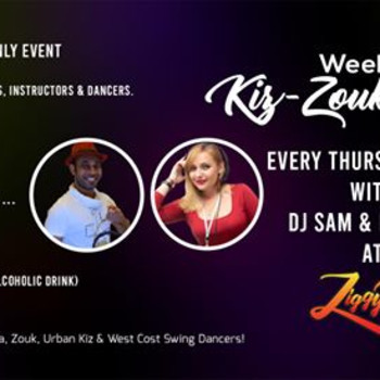 Thursday Kiz-Zouk Party