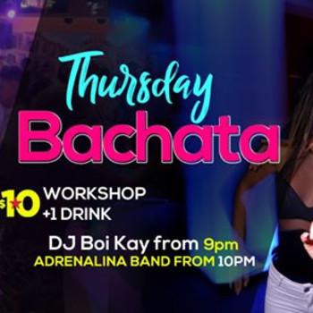 Thursday Bachata Night
