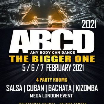 ABCD ★ Any Body Can Dance ★ The Bigger One ★