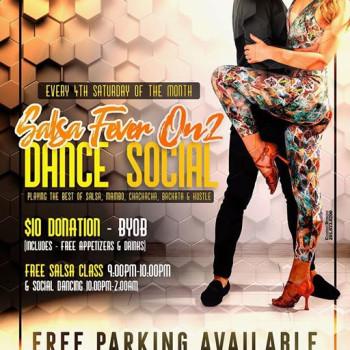 Salsa Fever On2 Social