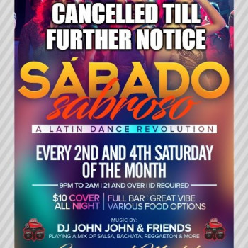 Sábado Sabroso – A Latin Dance Revolution