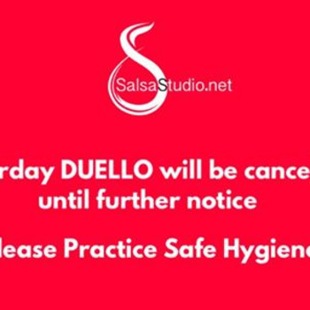 Duello cancelled until further notice.