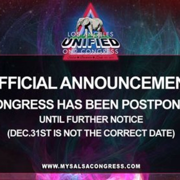 Los Angeles Unified On2 Congress – Salsa, Bachata & Zouk