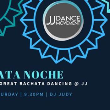 Bachata Noche at JJ – ft. DJ Judy