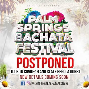 Palm Springs Bachata Festival 2021