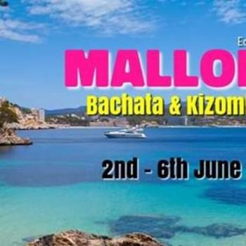 Mallorca Bachata & Kizomba Fest with a splash of Salsa!