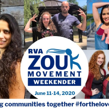 RVA Zouk Movement Weekender