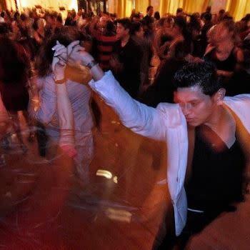 Salsa and Bachata Tuesdays @ The Granada LA