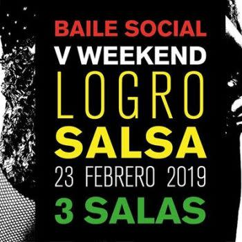 V Weekend Logrosalsa 2019
