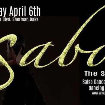 Sabor Saturday in Sherman Oaks Salsa & Kizomba Class 9pm