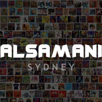 Salsamania Sydney – September city tatterEdition!