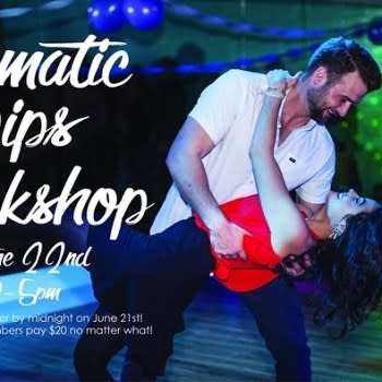 Dramatic Dips Workshop
