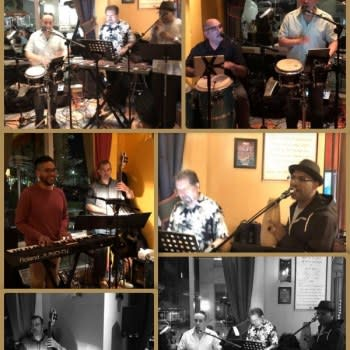 Conjunto VibraSON at Cascal (free) in Mountain View