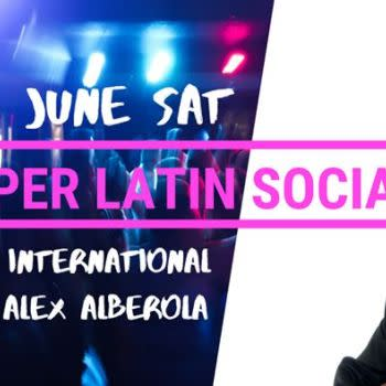 Super Latin Social Weekender / Competition With Alex Alberola