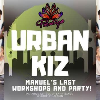 Manuel's Fare well Workshops & Party