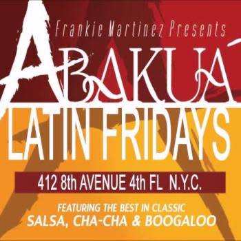 Abakua Latin Fridays! ft. Aisha Koswara & Manny B, Formula D7