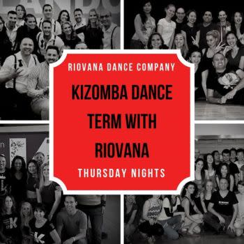 Kizomba with Riovana