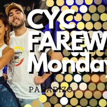 CYC Farewell Bachata Monday! Come dance with us before we go!