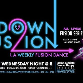 Down 2 Fusion: May 8th!