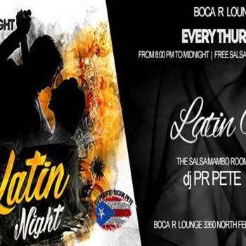 Boca Thursdays Latin Night – Ritmo Latino