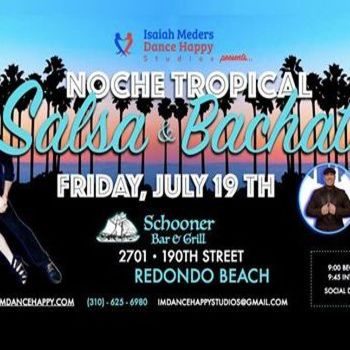 Grand Re-Opening! Noche Tropical