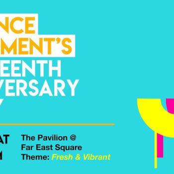 JJ Dance Movement's 18th Anniversary Party