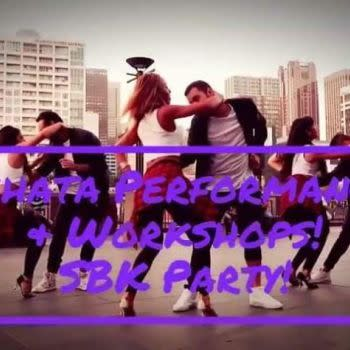 Bachata Workshops with Chloe & Carlos (SBK Party)