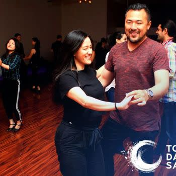 TDS Saturday Salsa Party – Salsa Lessons included!