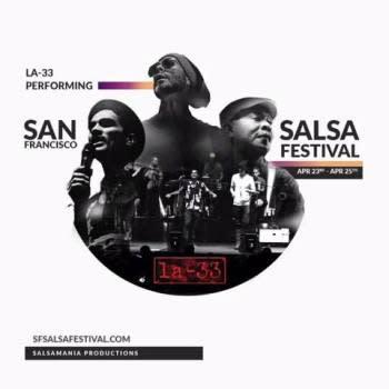 12th Annual San Francisco Salsa Festival 2021