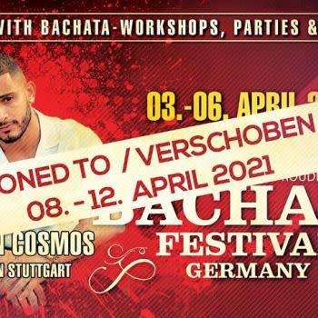 Bachata Festival Germany / Stuttgart 2021