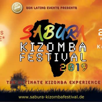 Sabura Kizomba Festival 2019 ✩ The Ultimate Kizomba Experience ✩