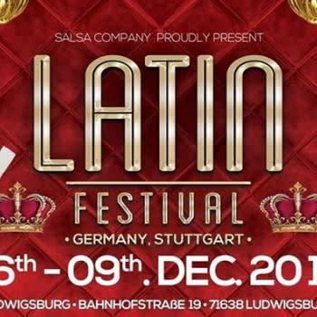 Latin Festival Germany / Stuttgart / Ludwigsburg 2019