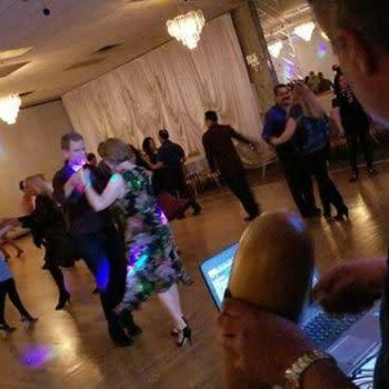 Dual Party Night! TWO Rooms: Salsa/Latin & Swing/Ballroom