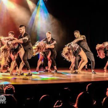 PARADIZO Mega Latin Party + SIBF SHOW DEBUTS!