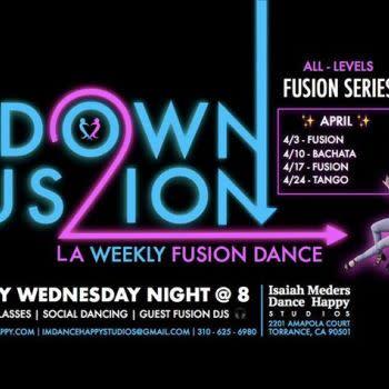 Down 2 Fusion: Spring Kickoff!