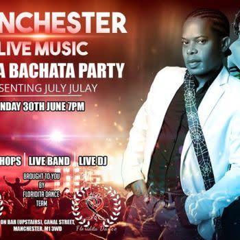 Manchester Live Music: Salsa Bachata Party