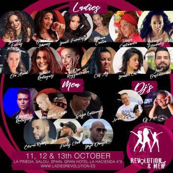 Udance Madrid va a Ladies & Men Revolution Congress 2019
