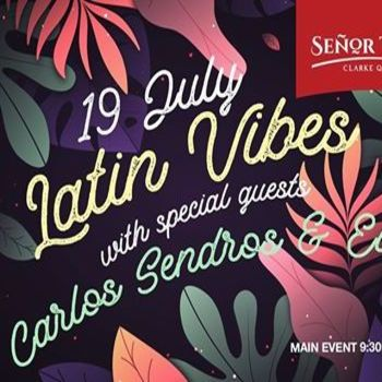 Latin Vibes Party